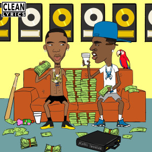 Album Sleep With The Roaches from Key Glock