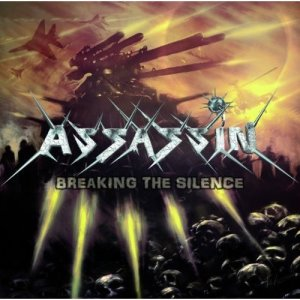 Album Breaking the Silence from Assassin