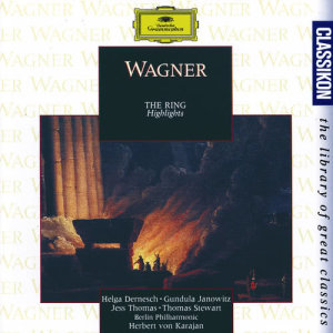 Josephine Veasey的專輯Wagner: The Ring - Highlights