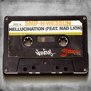 Album Hellucination feat. Mad Lion - Jaguar Skills Stand Strong Remix from Smif-N-Wessun