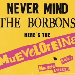 Never Mind The Borbons