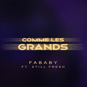 Album Comme les grands from Fababy