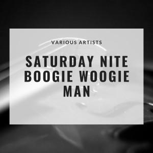 Album Saturday Nite Boogie Woogie Man from T-Bone Walker