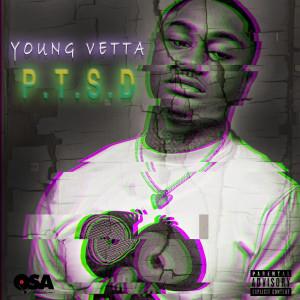 Album P.T.S.D. (Explicit) from Young Vetta