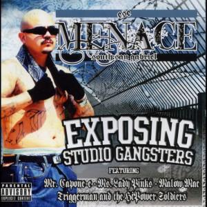 收聽Menace的Sur Gangster Vatos歌詞歌曲