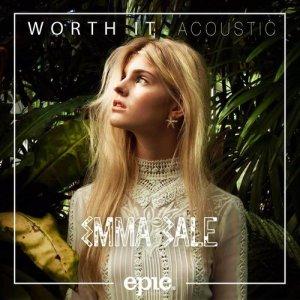 收聽Emma Bale的Worth It (Acoustic)歌詞歌曲