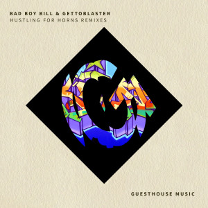 Album Hustling for Horns from Gettoblaster