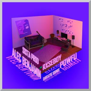 Album Eyes Blue Like The Atlantic, Pt. 2 (feat. Powfu, Alec Benjamin & Rxseboy) from Alec Benjamin