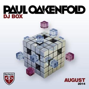 Paul Oakenfold的專輯DJ Box - August 2014