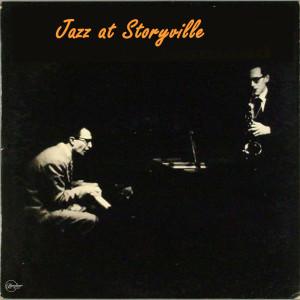 Album Jazz at Storyville from Paul desmond