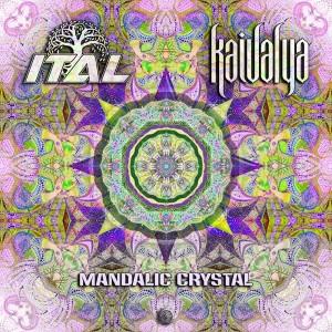 Album Mandalic Crystal from Ital