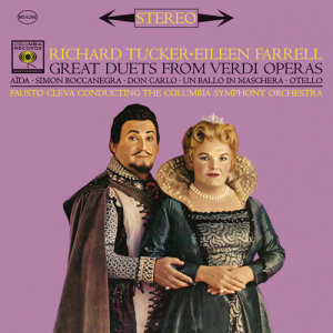 Album Great Duets from Verdi Operas from Richard Tucker