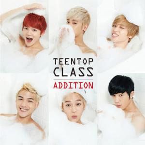 Teen Top的專輯TEEN TOP CLASS ADDITION