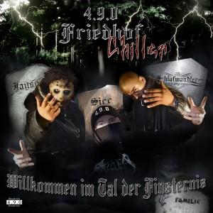 Album Willkommen im Tal der Finsternis (Explicit) from 4.9.0 Friedhof Chiller