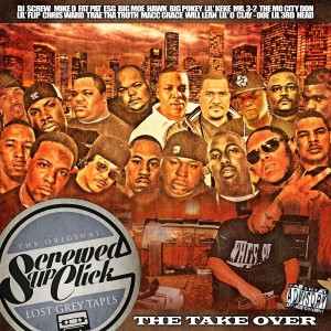 Album The Take Over from Screwed Up Click