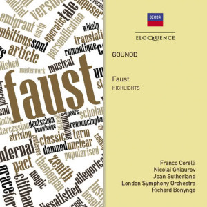Nicolai Ghiaurov的專輯Gounod: Faust - Highlights