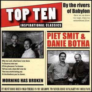 Album Top Ten Inspirational Classics from Danie Botha