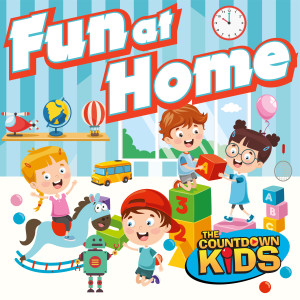 The Countdown Kids的專輯Fun at Home: 20 Playful Songs For Indoors