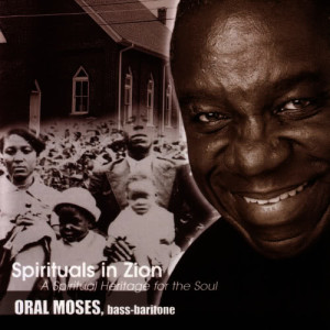 Album Spirituals in Zion from Oral Moses