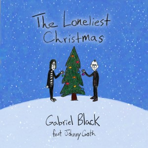 Album The Loneliest Christmas from Gabriel Black