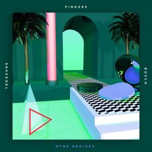 Album Myne Remixes from Treasure Fingers