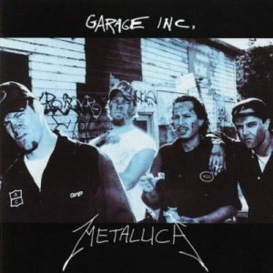 Metallica的專輯Garage Inc.