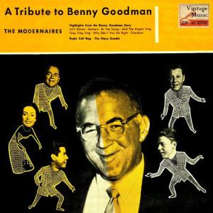 Vintage Vocal Jazz / Swing No. 116 - EP: A Tribute A Benny Goodman