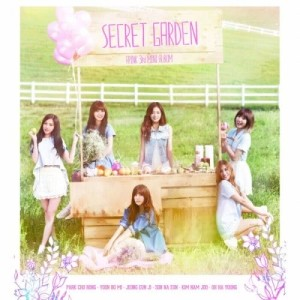 Apink的專輯Secret Garden