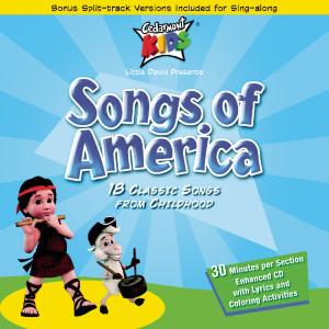 Album Songs Of America from Cedarmont Kids