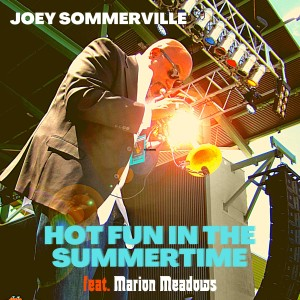 Marion Meadows的專輯Hot Fun in the Summertime