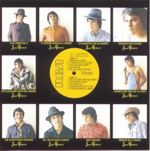收聽Juan Gabriel的Gracias por Volver歌詞歌曲