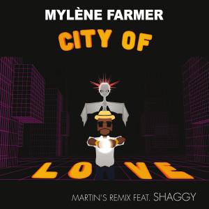 Album City of Love (Martin's Remix) from Mylène Farmer