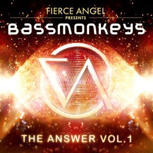 Album Fierce Angel Presents Bassmonkeys - The Answer, Vol. 1 from Bassmonkeys