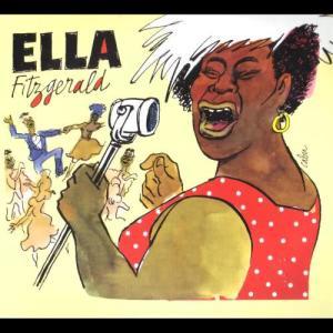 Ella Fitzgerald的專輯CABU Jazz Masters - Une Anthologie 1948-1955
