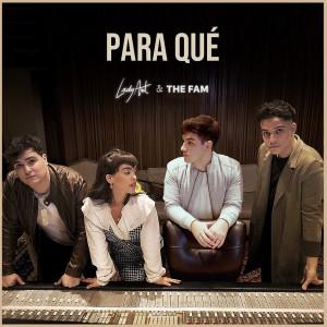 Album Para Qué from The Fam