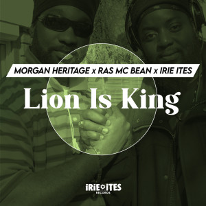 Album Lion Is King from Morgan Heritage