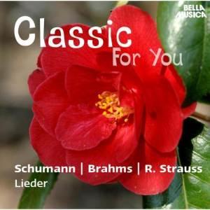 Album Classic for You: Schumann - Brahms - Strauss: Lieder from Marián Lapšanský