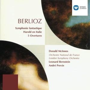 Andre Previn的專輯Berlioz: Symphonie Fantastique/Harold in Italy etc.