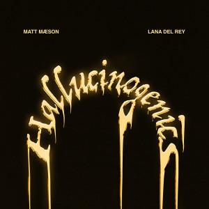 Album Hallucinogenics (feat. Lana Del Rey) from Matt Maeson