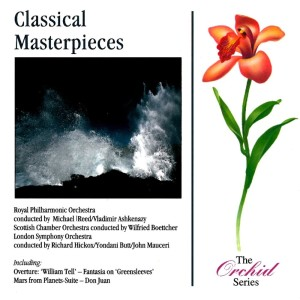 Album Classical Masterpieces from Jan Engstrom