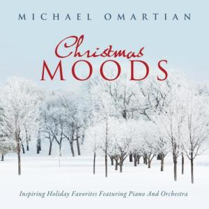 Album Christmas Moods: Inspiring Holiday Favorites Featuring Piano And Orchestra from Michael Omartian