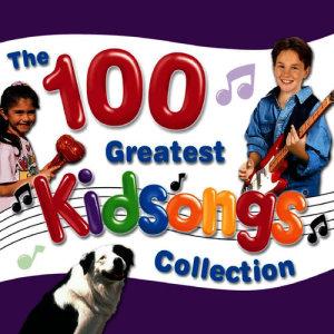 Kidsongs的專輯Nursery Rhymes - The 75 Best