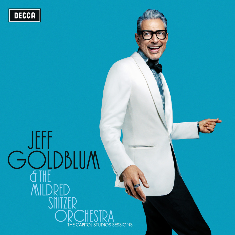 Me And My Shadow 2018 Jeff Goldblum & The Mildred Snitzer Orchestra; Sarah Silverman; Till Bronner