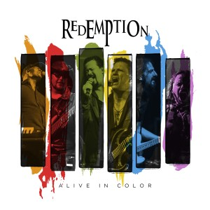 Album Alive in Color from Redemption
