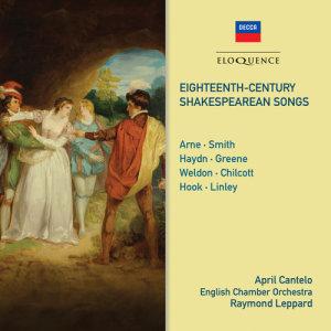 April Cantelo的專輯Eighteenth Century Shakespearean Songs