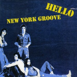 Album New York Groove from Hello