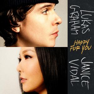 衛蘭 Janice Vidal的專輯Happy For You (feat. Janice Vidal)