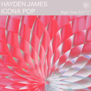 Album Right Time from Hayden James