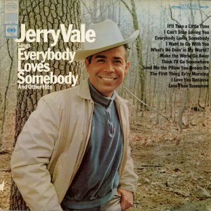 Listen to Less Than Tomorrow song with lyrics from Jerry Vale
