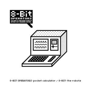 Pocket Calculator 2007 8-Bit Operators